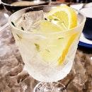 Gin & Tonic, Orange & Thyme (SGD $12) @ Perch.