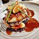 Grilled Pork Jowl (SGD $24) @ Perch.
