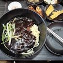 Jjangmyeon $12.