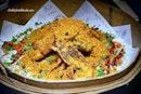 Baby Lobster in 'Bi Feng Tang' Style.