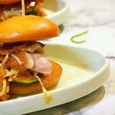 Mini Burger with Peking Duck Salad($4.80 per Pc, Min 4 Pcs).