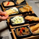 Dips are the heart of starters in Mediterranean cuisine.