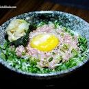 Luxurious Ikura's Chirashi Negi Toro Don ($21).