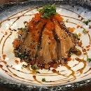 Aburi Salmon Don