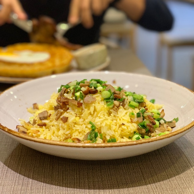 Duck Fried Rice ($10)
