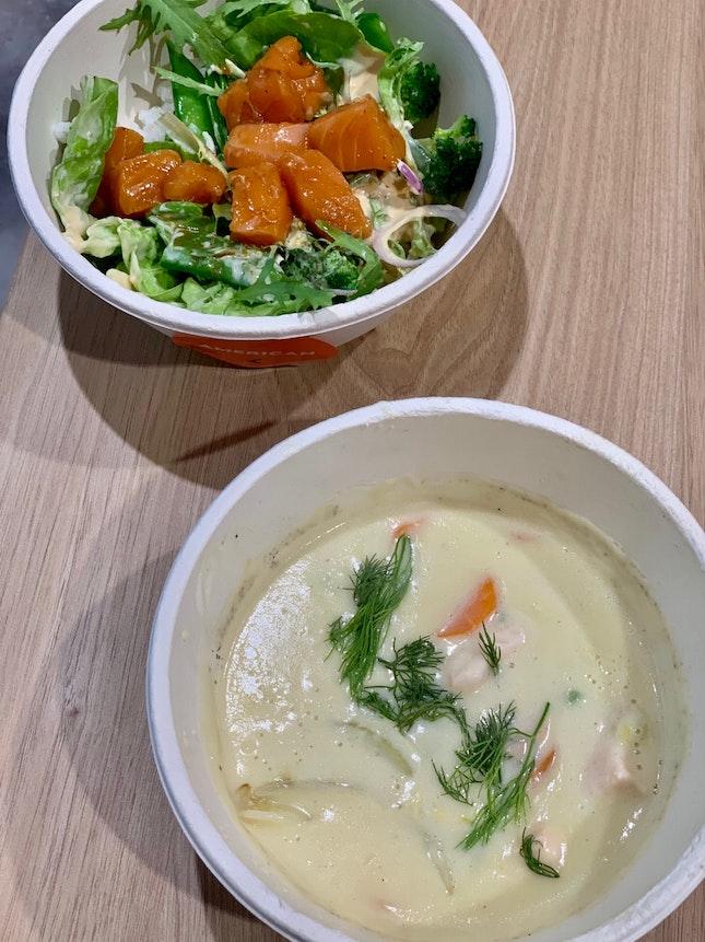 European Soup ($10.90, Small)