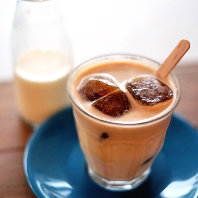 Expresso Ice Cubes