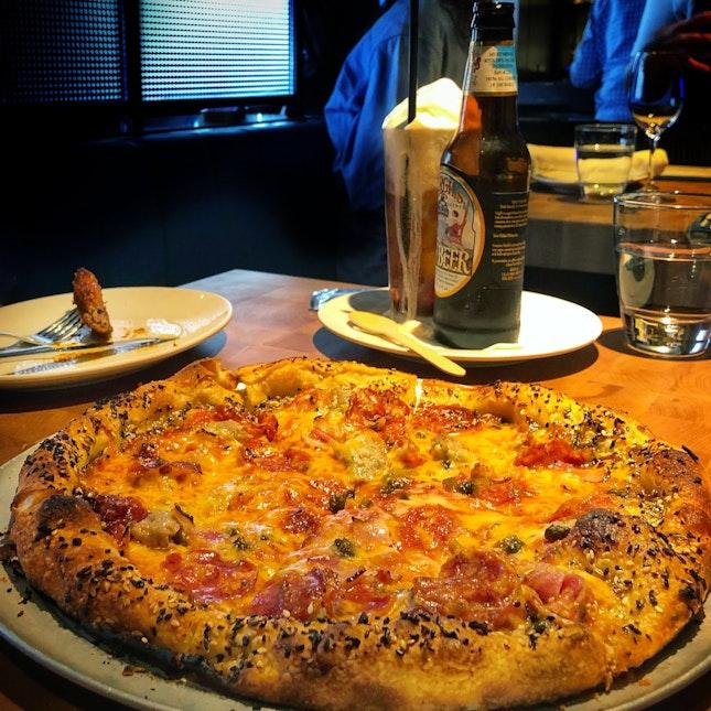 J-Dog Pizza