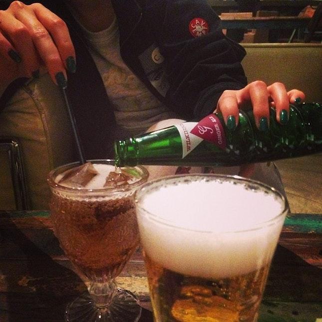 ホッと。  #beer #cafe #まったり