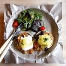Eggs Benedict • S$17++