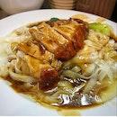 Roast Duck Noodle • S$4.20