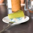 Kueh Salat Cake | $6.9++ per slice