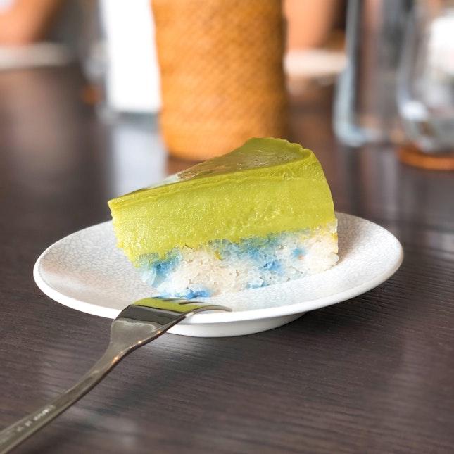 Kueh Salat Cake   $6.9++ per slice