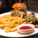 Truffle Beef Burger | $25++