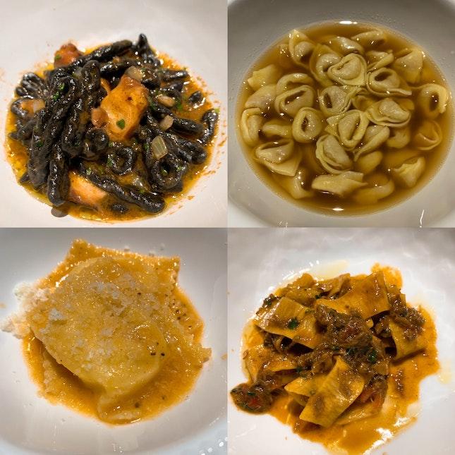 Dinner 6-Course Menu | $90