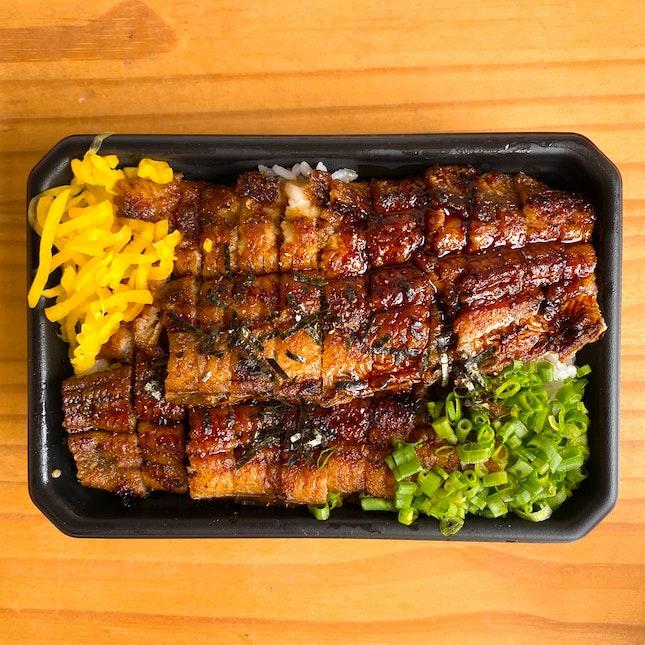 Large Hitsumabushi (S$44.75)