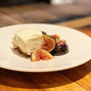 Cheesecake with Figs ($14++)