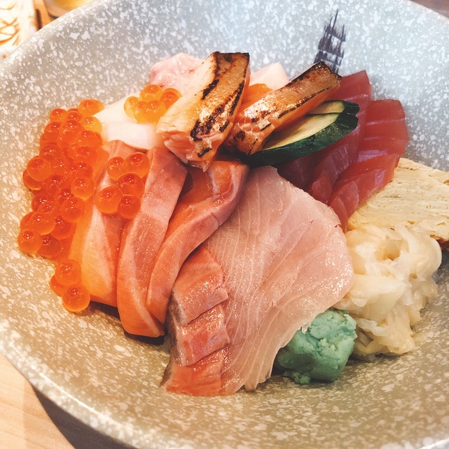 Best Chirashi Don I've Had So Far