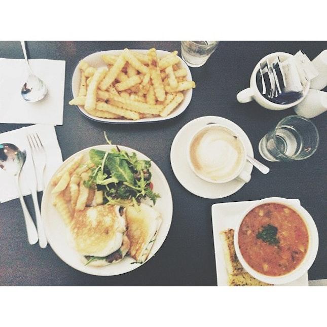 #kookacafe #foodporn #foodstagram #instafood #saturdays #weekends #instagood #iphonography #instadaily #igdaily #instasg #igaddict #igsg #igers