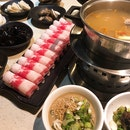 Steamboat Buffet.