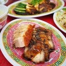 🐷 Char Siew & Roasted Pork 🐷  At Hai Kee, besides the signature Soy Sauce Chicken, the Char Siew and Roasted Pork are also worth a mention. The flavourful meat has the right amount of fats to keep it really succulent and tender. Definitely worth the calories!