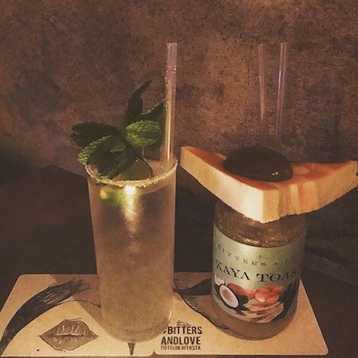 Bitters & Love | Burpple - 50 Reviews - Telok Ayer, Singapore