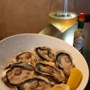 Evening Oyster Happy Hour