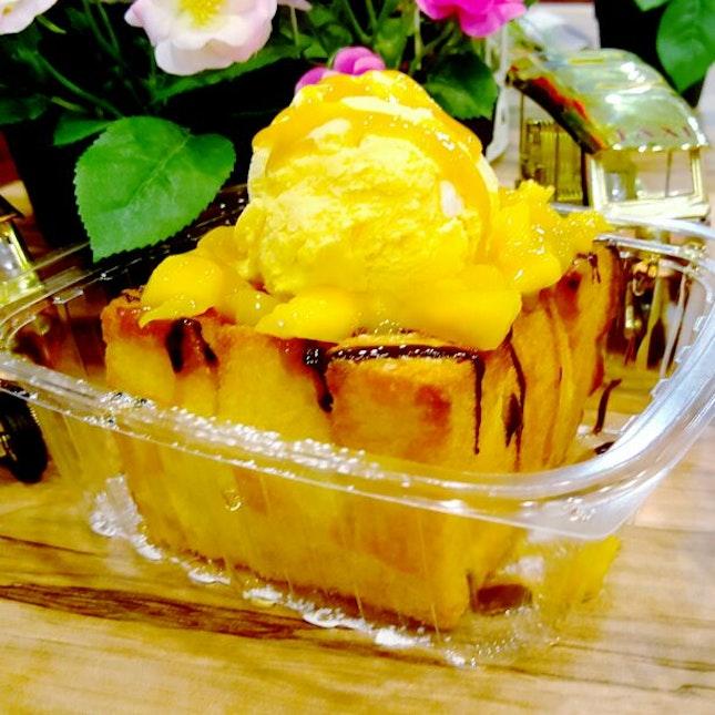 Mango Tango Shibuya Toast