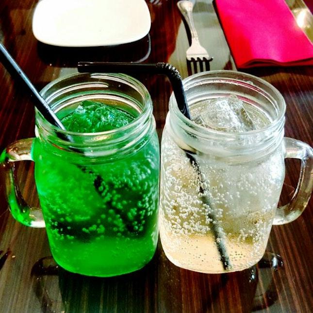 Diabolo Mint & Peach (French Soda)