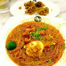 Mee Siam and Chwee Kueh
