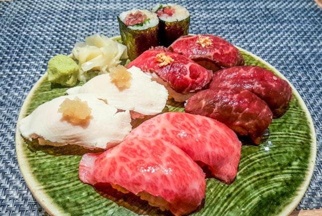 Niku Sushi Mori ($25.90)