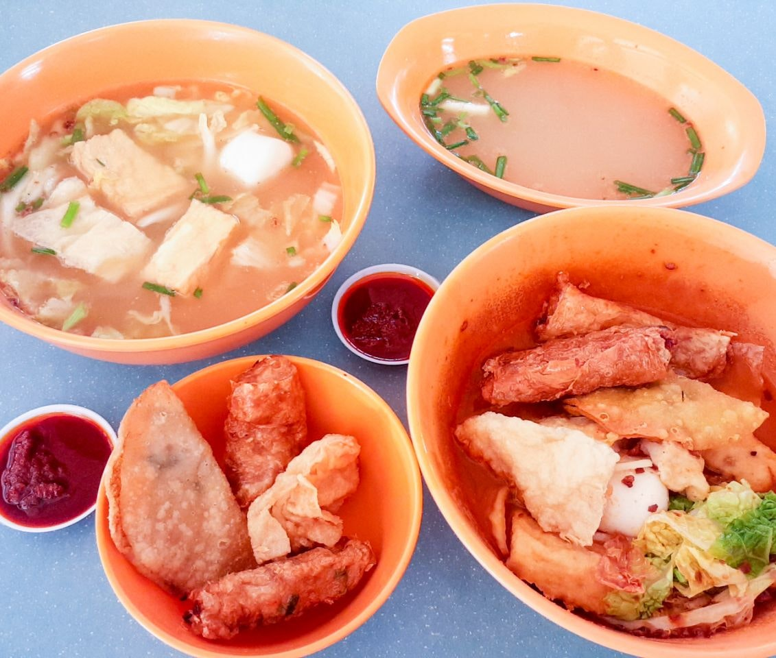 Tian Ji Niang Dou Fu (Seah Im Food Centre)