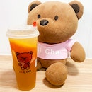 Fruit Tea ($4.50)