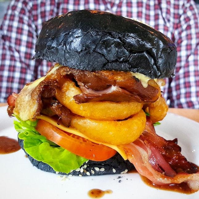 Saveur Duck Confit Burger ($17.90)