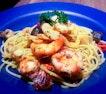 Spaghetti Mare e Monti ($30)