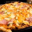 Waikiki Pizza ($27)