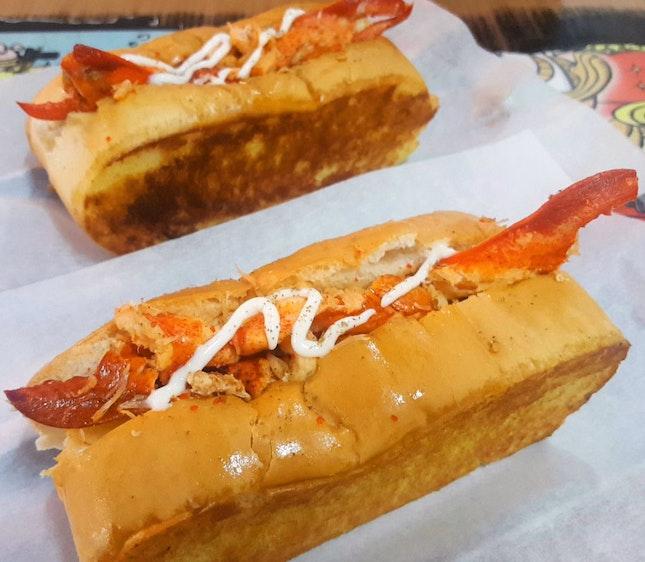 Seafood Roll ($23)