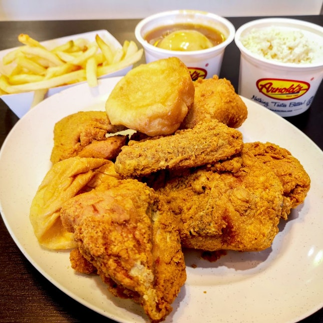 Combo Meal For 2 ($24.80)