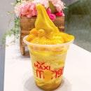 Signature Mango Soft Serve ($6.90 / 12oz)