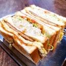 Fong Sheng Sandwich + Cane-flavoured Black Tea