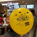 Dear Bukit Panjangrians, did we make you smile today with our balloons?