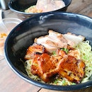 2 lunch bowls for the price of 1.