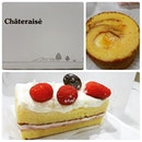 Japan Famous Pastry..#cremebruleeroll #threefraisecreamcake #isetan #oneutama #burpple