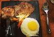 SUON NUONG;  Grilled Vietnamese Pork Chop with Rice #vietnamesefood #porkchops #burpple #burpplekl #thegarden #chooseyourgrammagetoorder #nofoodwastage