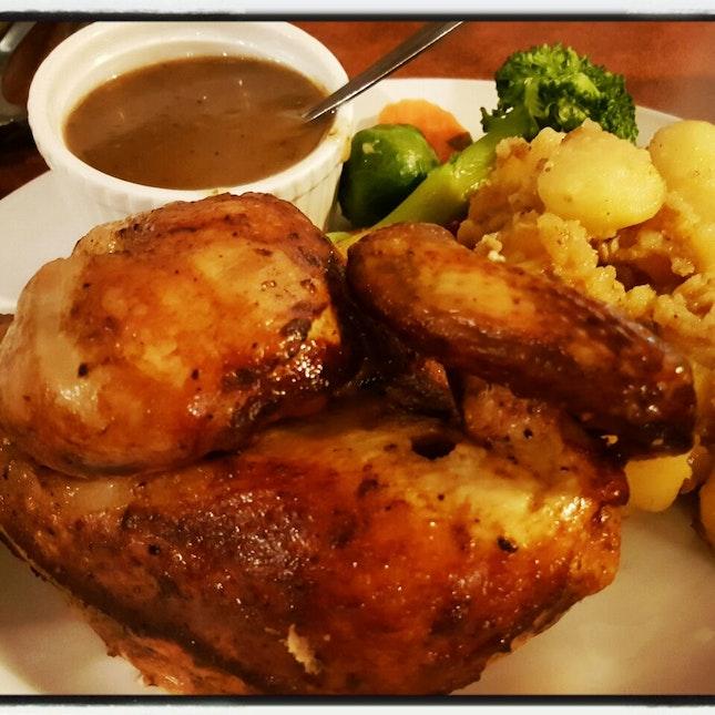 Original Logenhaus Roasted Chicken (RM29.99++)