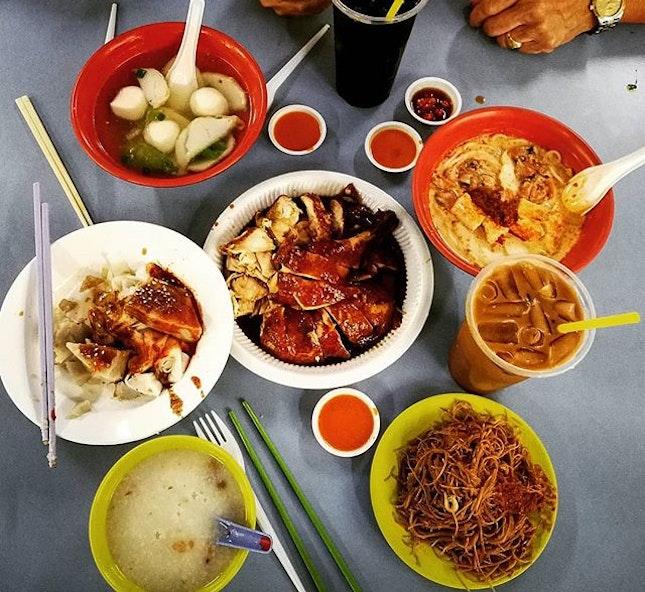 Eat like a Local...