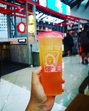 Singapore creation bubble tea..