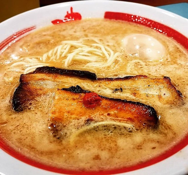Looking for a ramen broth that's intense, rich, thick and creamy with a deep flavour?..