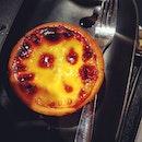 Freshly baked Portuguese tart  Red Kettle Portuguese Tart (RM4.30)  #redkettle #portuguesetart #tartlover #burpplekl #burpple
