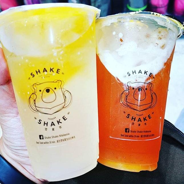 Can u feel the shake now?!